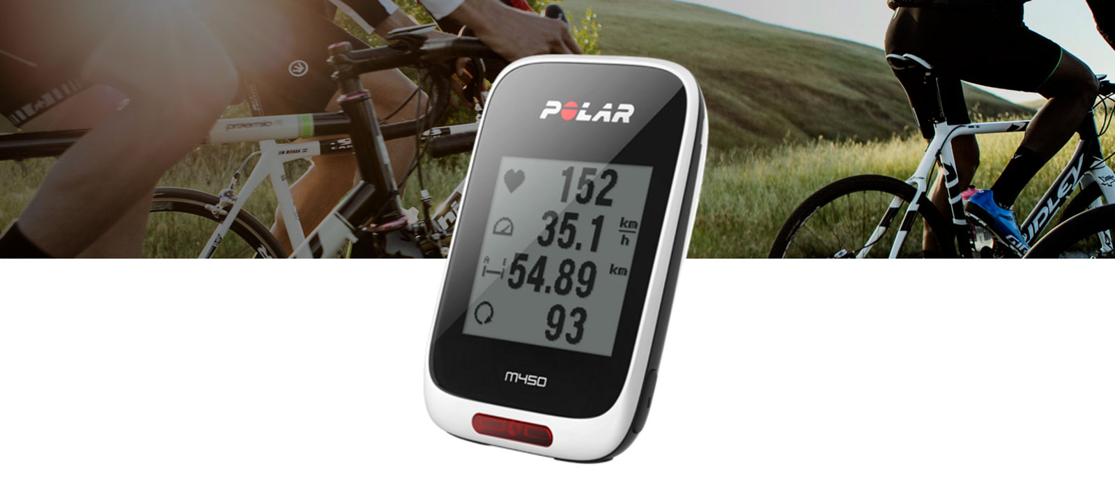 POLAR M450 HR SPECIAL EDITION